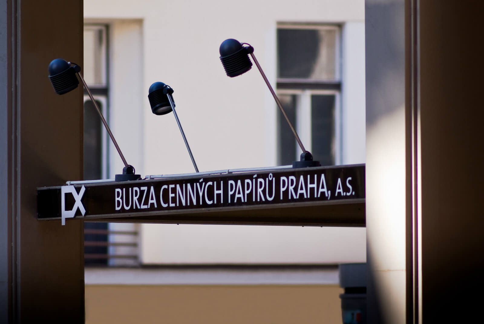 Ilustrační foto: Burza cenných papírů v Praze. Zdroj: bcpp.cz