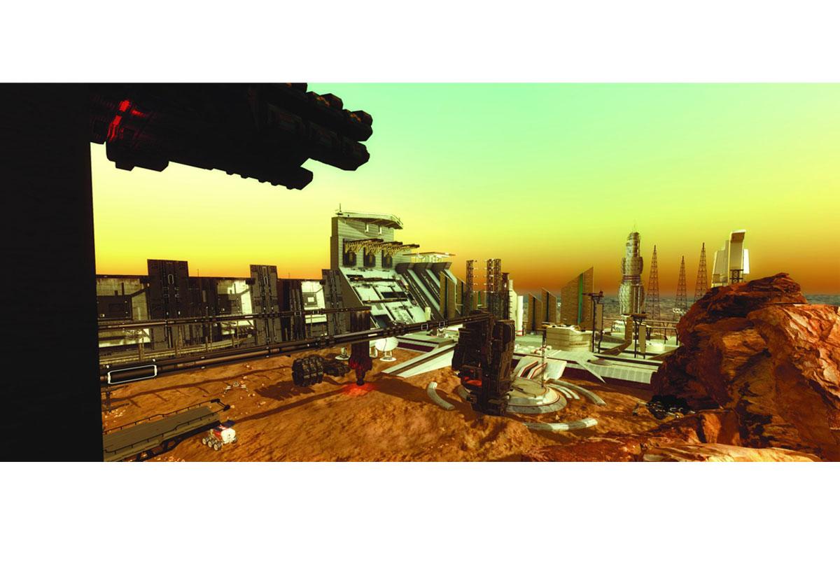 Hlavním posláním kolonie by měl být další výzkum a studium prostředí této planety.
