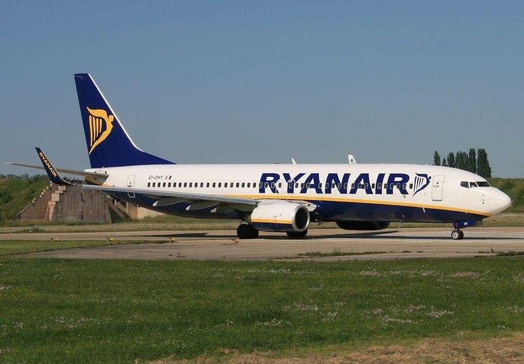 Letadlo Boeing 737-8AS je součástí flotily irských aerolinek Ryanair. Zdroj: wikipedia.com