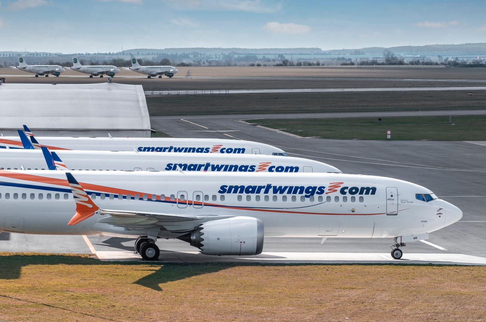 Největší české letecké společnosti kvůli uzemněným boeingům přibývají problémy. Foto: Shutterstock