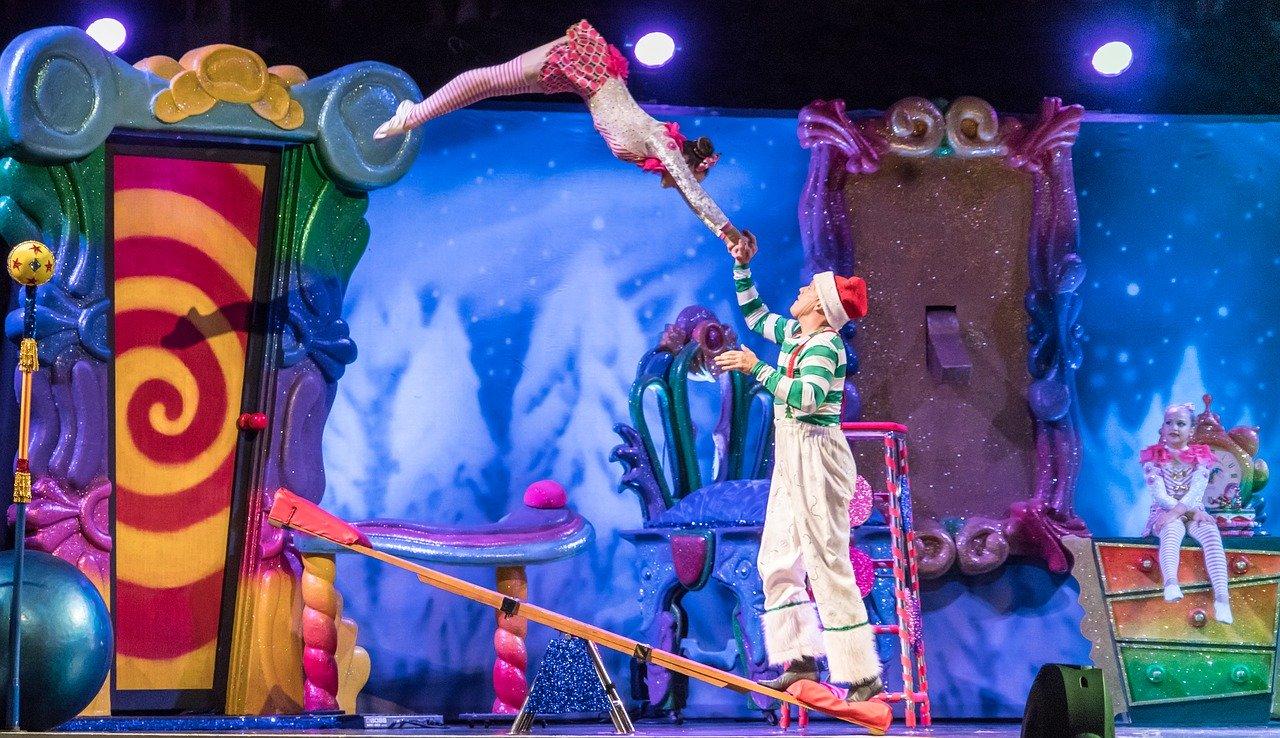 Kanadská zábavní společnost Cirque du Soleil požádala o soudní ochranu před věřiteli. Foto: Pixabay