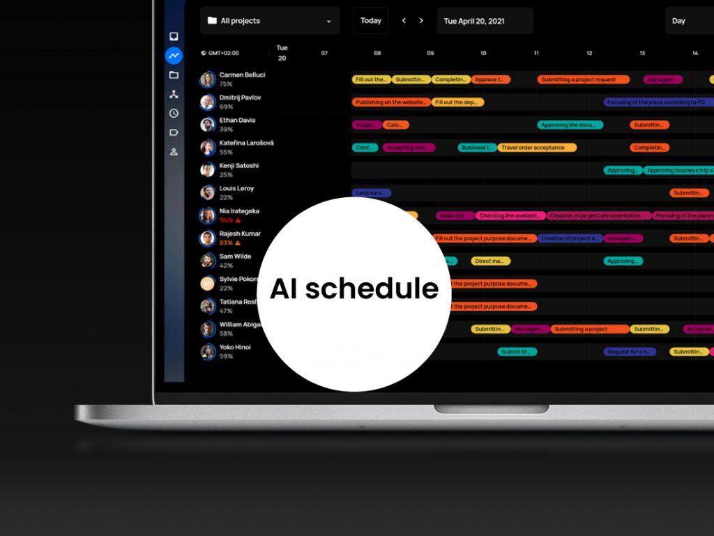 Ukázka z prostředí aplikace ApuTime. Zdroj: ApuTime